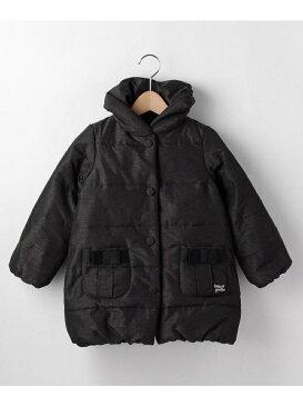 3can4on(Kids) 【150cmまで】ショールカラー中綿コート サンカンシオン コート/ジャケット【送料無料】