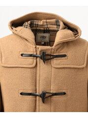 J. Press Double Face Wool Duffle Coat COOVYW0412: Camel