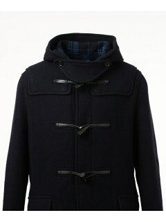 J. Press Double Face Wool Duffle Coat COOVYW0412: Navy