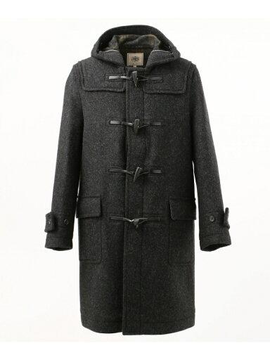 J. Press Double Face Wool Duffle Coat COOVYW0412: Grey
