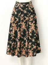 Dry flowerスカート