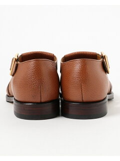 Buckle Sandals 51-32-0131-232: Dark Brown