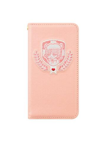 UNiCASE UNiCASE/(U)TEZUKA OSAMU ワッペンケース ユニケース ファッショングッズ 携帯ケース/アクセサリー ピンク