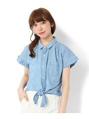 【送料無料】PAGEBOY 2.5OZダンガリー裾結び ページボーイ