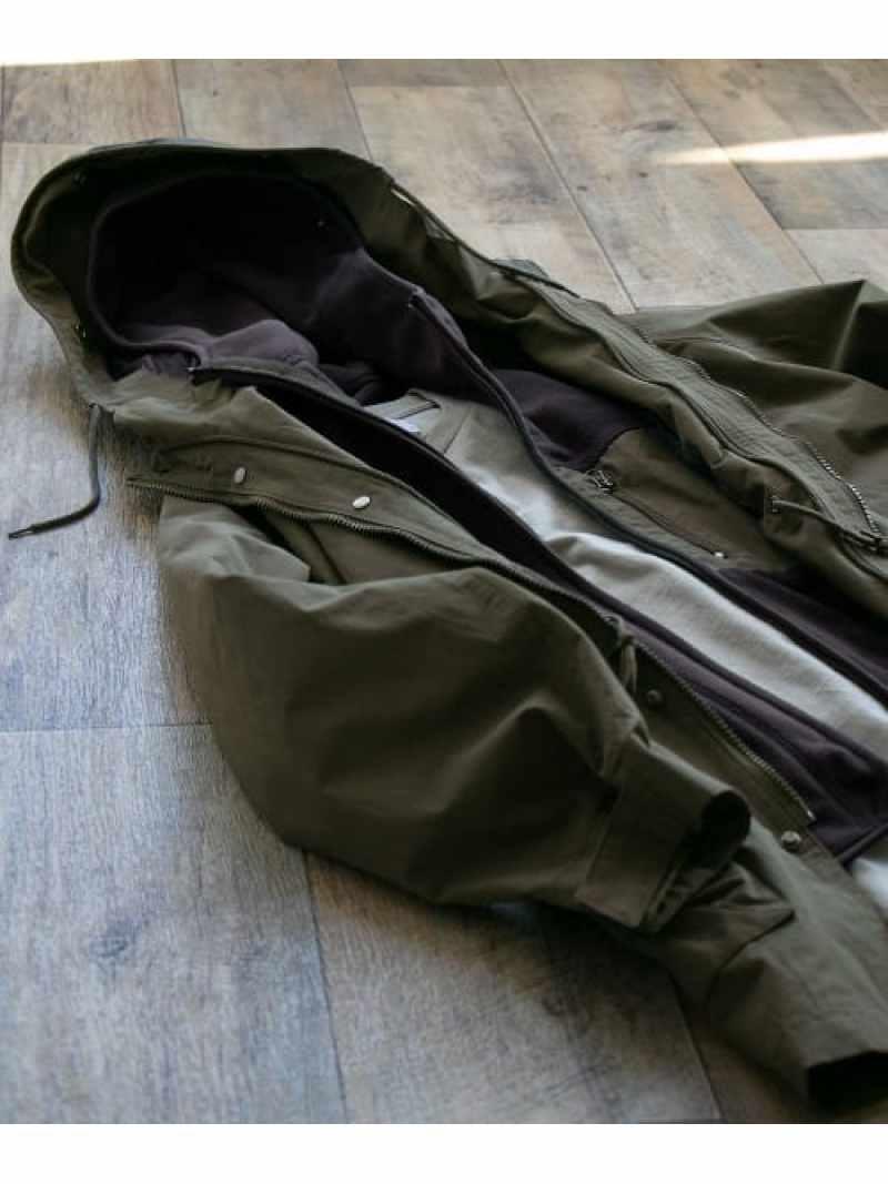 メンズファッション, コート・ジャケット DOORS 3way