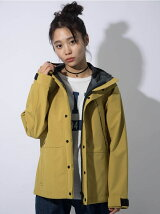 3 LAYER MOUNTAIN JACKET SOLID