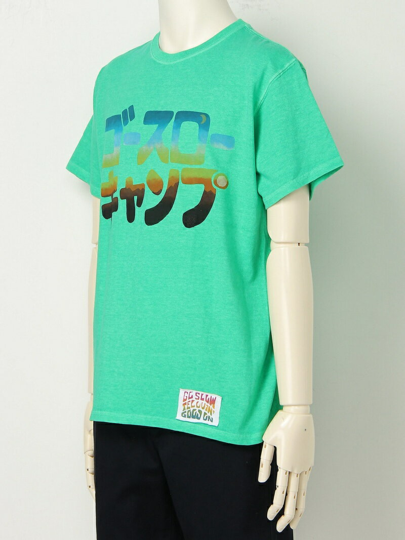 トップス, Tシャツ・カットソー go slow caravan Good On(M)GO SS TEE T