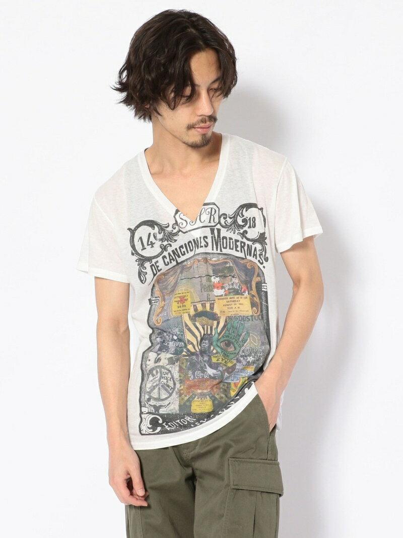 トップス, Tシャツ・カットソー ROYAL FLASH SHARESPIRITSST T