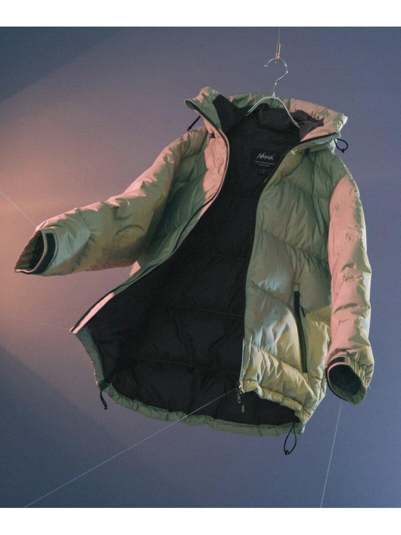 【人気?】NANGA×DOORS AURORA ダウンジャケットが楽天ポイント30倍。実質2万円以下にしたい!
