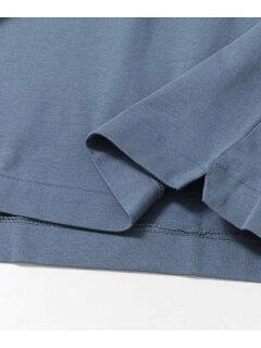 Urban Research x Scye Basics Henley T-Shirt 5120-21495: Blue