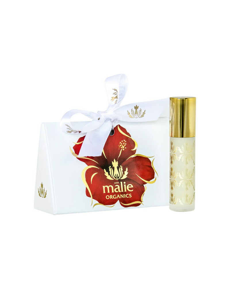 MALIE ORGANICS (公式)Perfume Oil Hibiscus マリエオーガ二クス ビューティー/コスメ 香水/フレグランス【送料無料】