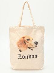 レディース トートバッグ .efiLevol エフィレボル バッグ.efiLevol LONDON Dog Bag
