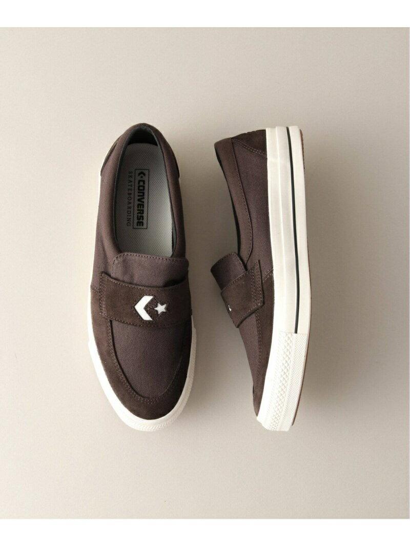 メンズ靴, スニーカー 417 EDIFICE CONVERSE CS LOAFERS SK