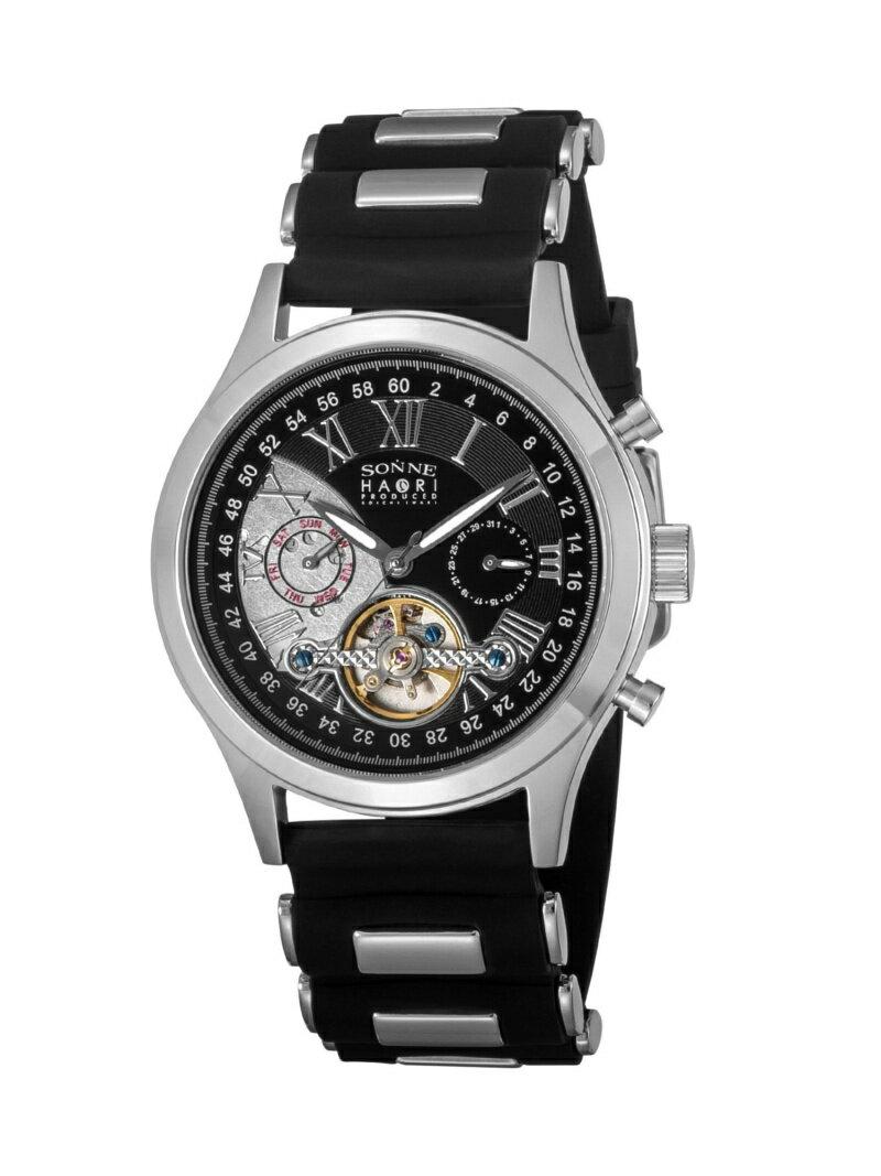 腕時計, その他 SONNE (M)HAORI PRODUCED H016 H016SS-BK X 44mm