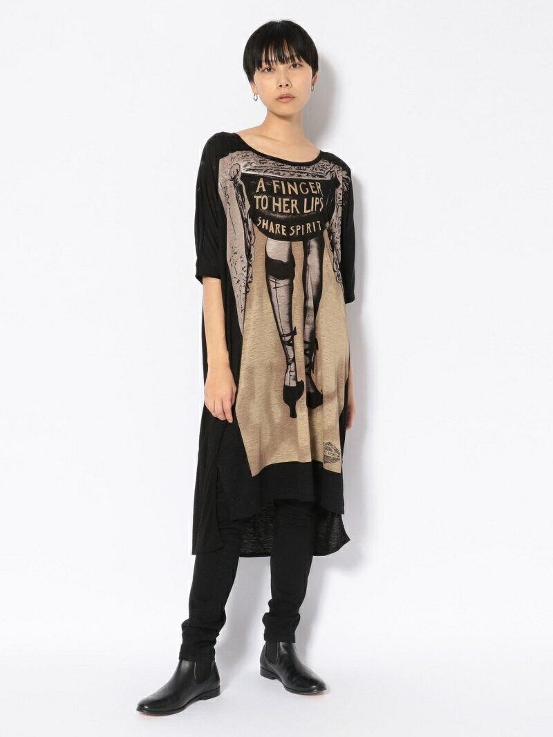 レディースファッション, ワンピース ROYAL FLASH SHARE SPIRITSEXY LEG