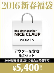 【rba_hw】one after another NICE CLAUP レディース その他 ワンアフターアナザー ナイスクラ...