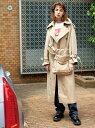 【SALE/55%OFF】maturely / Big Trench ...