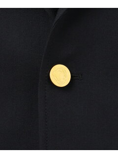 J. Press A.W.C. Twill Sack Blazer BZOVKM0004: Navy