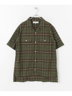 Camp Shirt C1-3-UF05: Olive