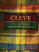 Ships any x Cleve Cotton Linen Short Sleeve Camp Shirt 711-57-0004