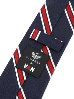 Vanners Silk Stripe Tie NY01942