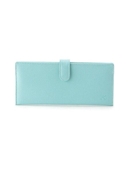 Kitamura(W)長財布PH0453キタムラ財布/小物財布ブルーブラウンベージュネイビーイエローレッド