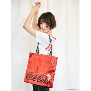 [SALE / 56٪ OFF] حقيبة يد Cecil McBEE Coca-Cola Shiny اللامعة حقيبة يد Cecil McBEE حقيبة فضية حمراء