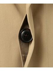 J. Press Ventile Gabardine Balmacaan Coat CCOVYW0001: Beige
