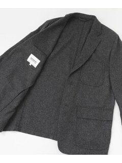 3 Patch Jacket C5J-4-UF96: Charcoal