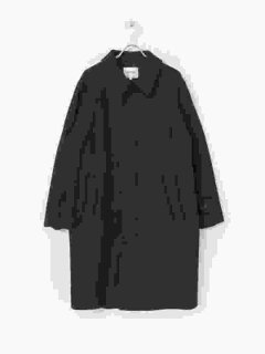 Freemans Sporting Club Bal Collar Coat C5O-1-UF97: Navy