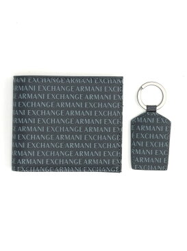 A|X ARMANI EXCHANGE (M)SMALL LEATHER SET A|Xアルマーニ エクスチェンジ 財布/小物【送料無料】