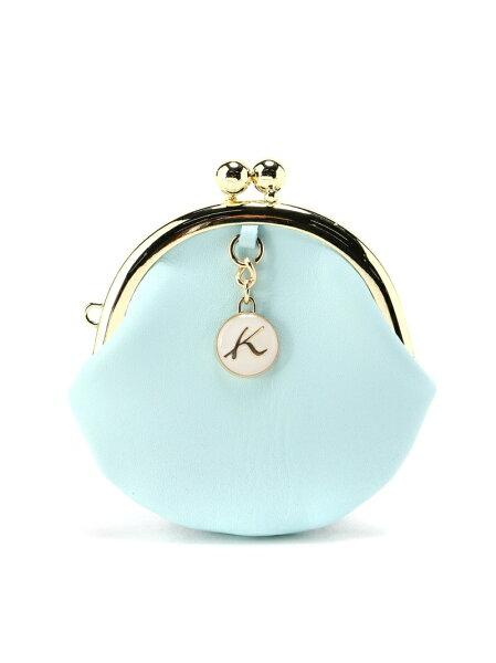 Kitamura(W)小銭入れRH0516キタムラ財布/小物財布ブルーイエローグリーンゴールドネイビーピンク