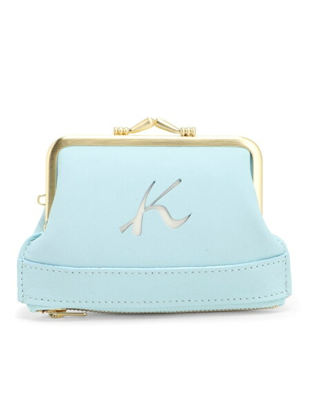 Kitamura(W)小銭入れPH0337キタムラ財布/小物財布ブルーブラウンネイビーレッド