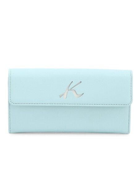 Kitamura(W)長財布PH0382キタムラ財布/小物財布ブルーブラウンネイビーベージュレッド