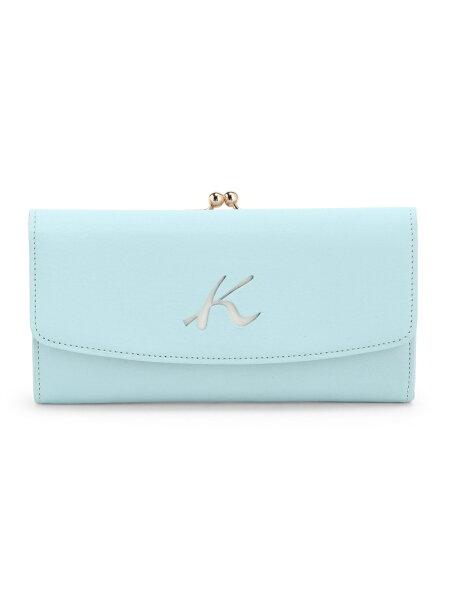 Kitamura(W)長財布PH0384キタムラ財布/小物財布ブルーブラウンネイビーベージュレッド