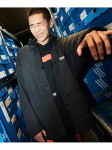 【SALE/70%OFF】adidas Originals (M)COACH JACKET アディダス コート/ジャケット ナイロンジャケット ブラック【送料無料】