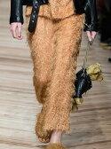 【SALE/10%OFF】beautiful people cut fur cloth pants ビューティフル ピープル パンツ/ジーンズ【RBA_S】【RBA_E】【送料無料】