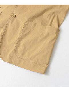 2 Patch Jacket C5J-8-UF04: Beige