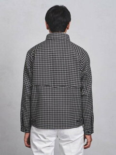 Tweed Blouson 1125-139-6950: Dark Grey
