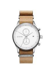 MVMT MVMT/(U)VOYAGER ビースタイル ストア ファッショングッズ 腕時計 ベージュ【送料無料】