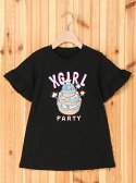 【SALE/55%OFF】X-girl Stages/XLARGE KIDS S/S TEE DRESS PARTY(4T-7T) エックスガールステージス ワンピース【RBA_S】【RBA_E】【送料無料】