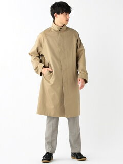 Swing Coat J-1327SYR: Beige