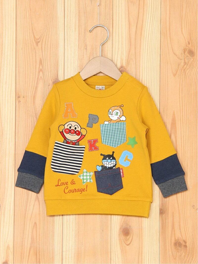 トップス, Tシャツ・カットソー ANPANMAN KIDS COLLECTION ANPANMAN KIDS COLLECTION(K)