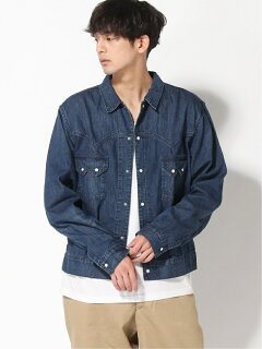 Western Jacket 11-18-5477-671: Denim