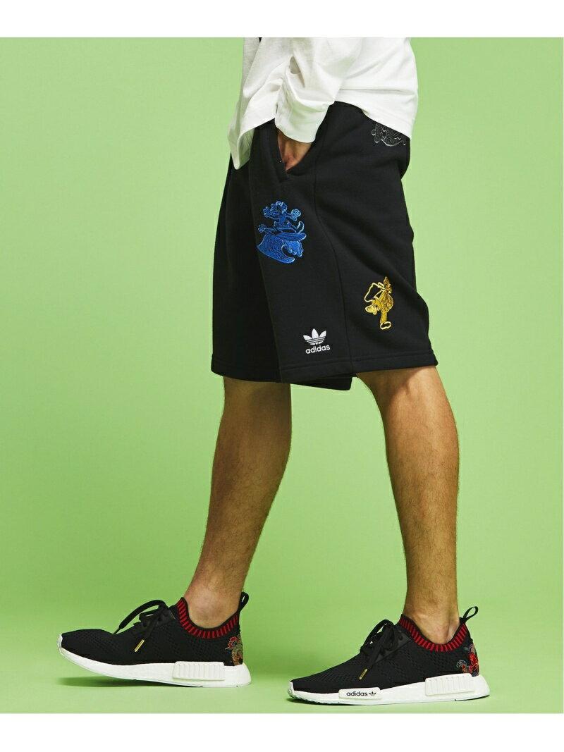 メンズファッション, ズボン・パンツ adidas Originals GOOFY SHORTS