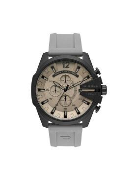 【SALE/30%OFF】DIESEL DIESEL/(M)MEGA CHIEF_DZ4496 ウォッチステーションインターナショナル ファッショングッズ 腕時計 グレー【送料無料】