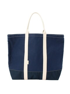 Cedar Key Canvas Tote Bag 388-07139: Navy