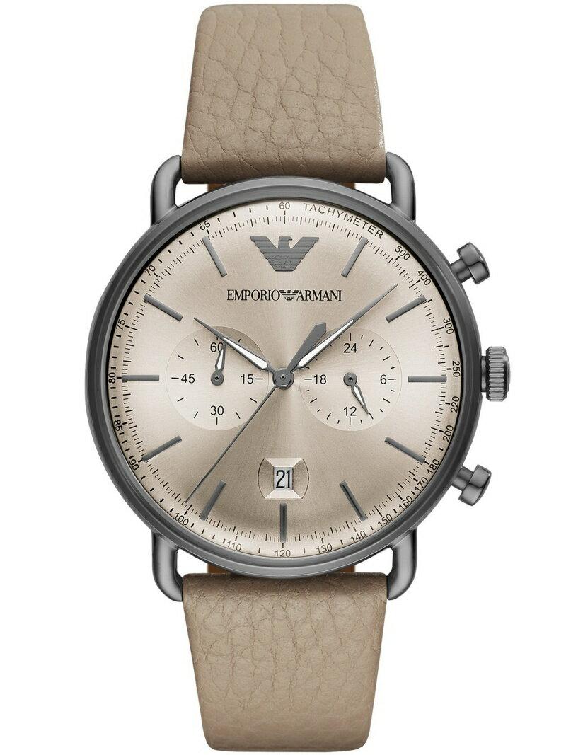 腕時計, その他 SALE30OFFEMPORIO ARMANI (M)AVIATORAR11107 RBASRBAE