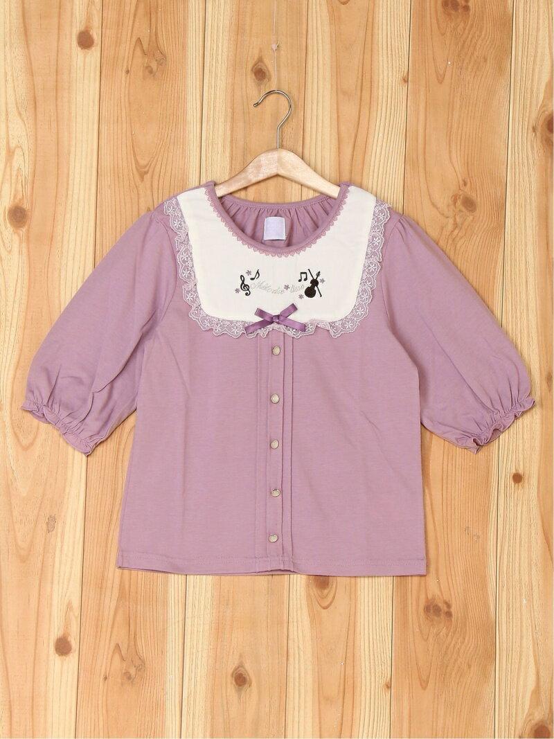 トップス, Tシャツ・カットソー SALE50OFFaxes femme kids (K)PO