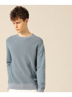 J. Press Houston Gass Crewneck Sweater KROVBM0200: Blue